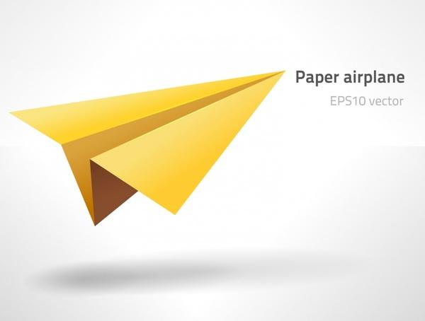 600x454 Paper Planes Vector Free Vector In Encapsulated Postscript Eps