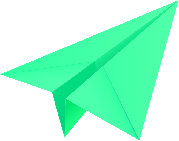 600x473 Light Green Paper Plane, Paper Aeroplane Vector Icon Data For Free
