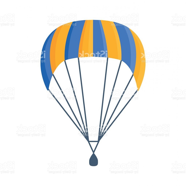 1228x1228 Parachute Vector Illustration Fly Gm Geekchicpro