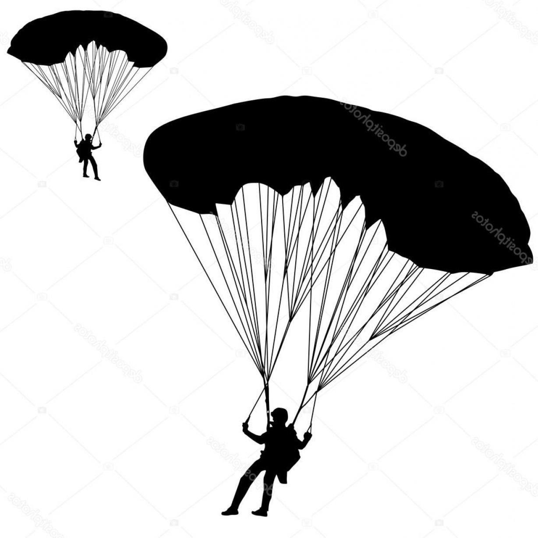 1228x1228 Vector Parachute Man Lazttweet