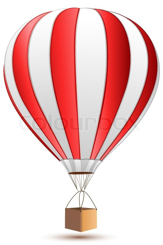 533x800 Illustration Of Parachute In Sky Stock Vector Colourbox