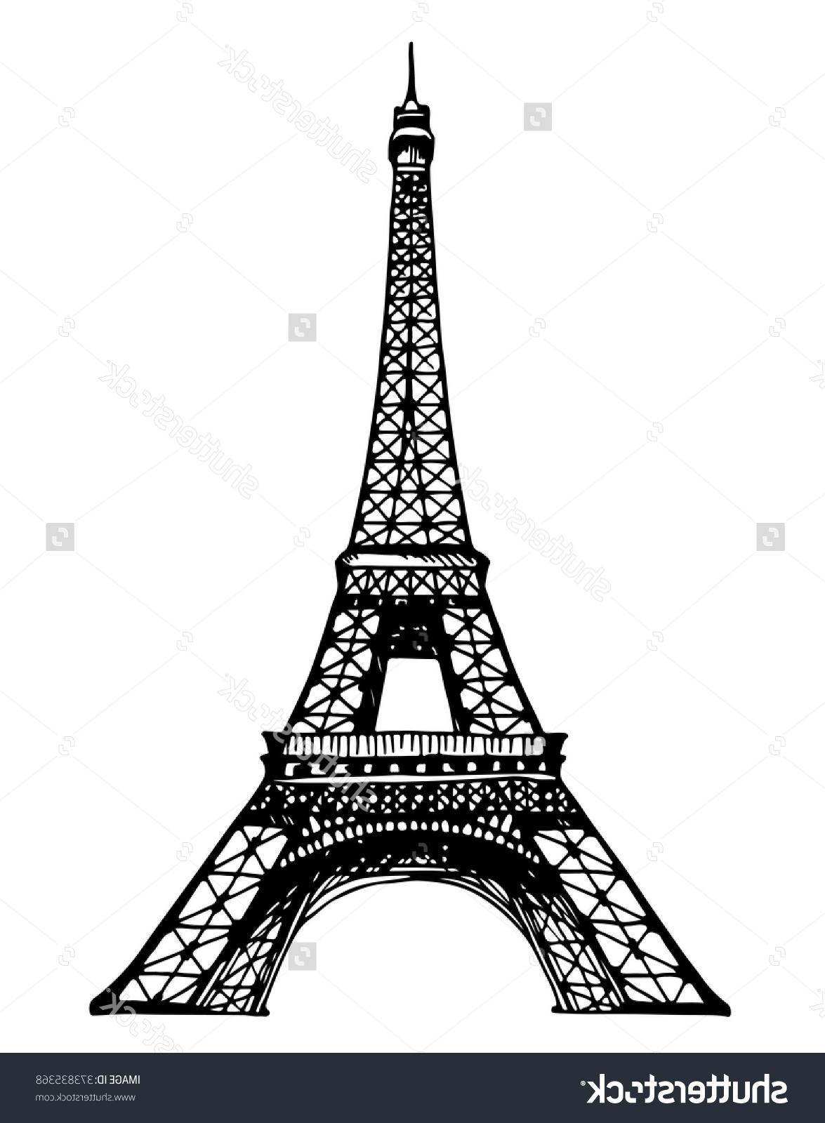 1175x1600 Eiffel Tower Images Drawings Paris Eiffel Tower Drawing Eiffel
