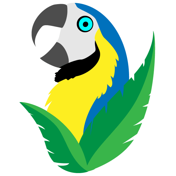 Parrot Vector Art at GetDrawings com | Free for personal use