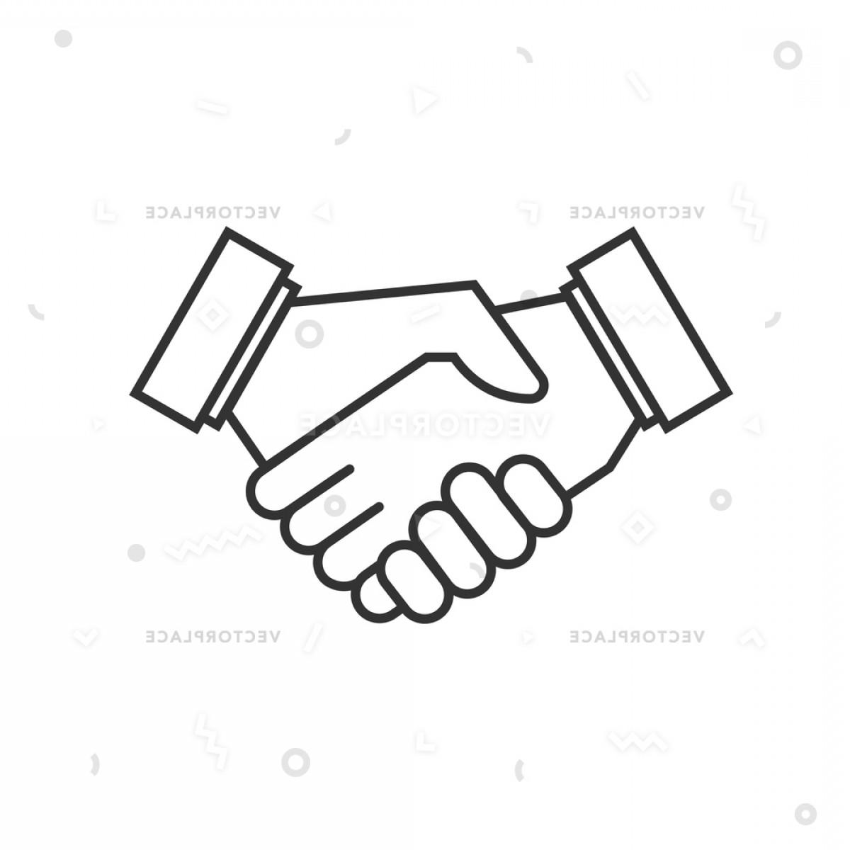 Partnership Icon Vector