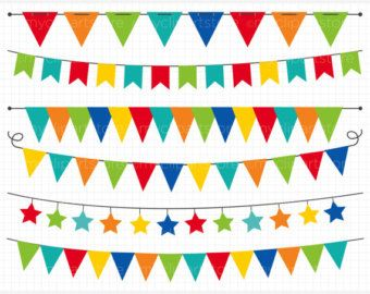 340x270 Free Download Birthday Party Banner Clipart For Your Creation