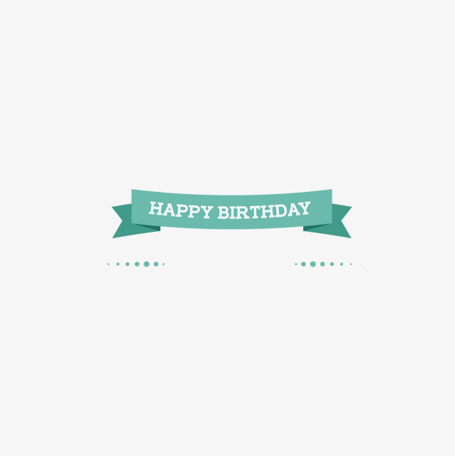 650x651 Birthday Party Decoration Hanging Banner Vector Png, Birthday