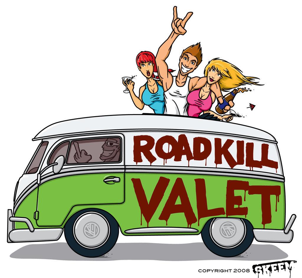 1024x943 Road Kill Valet Party Bus By Skeem183
