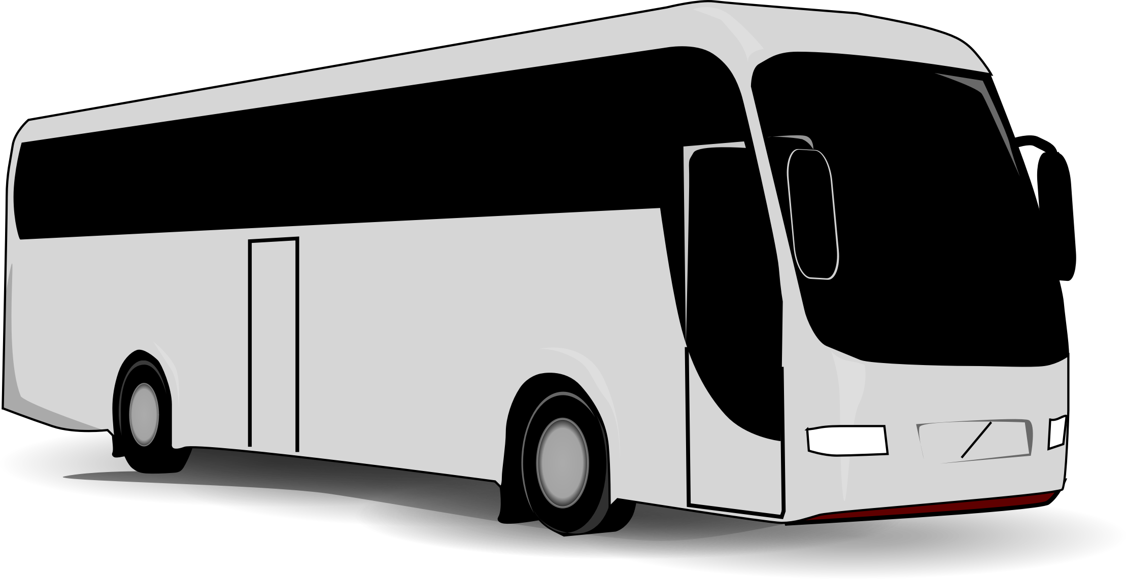 2219x1142 Collection Of Free Bus Vector Party. Download On Ubisafe
