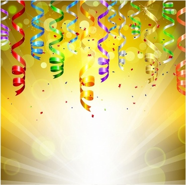 370x368 Gold Party Confetti Vector Free Vector Download (4,101 Free Vector