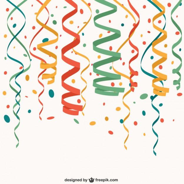 626x626 Party Confetti Vector Free Download