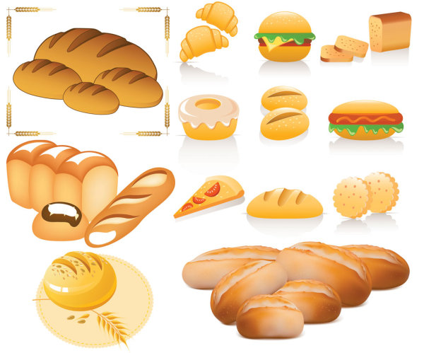 600x499 Eating A Pastry Vector Free Download