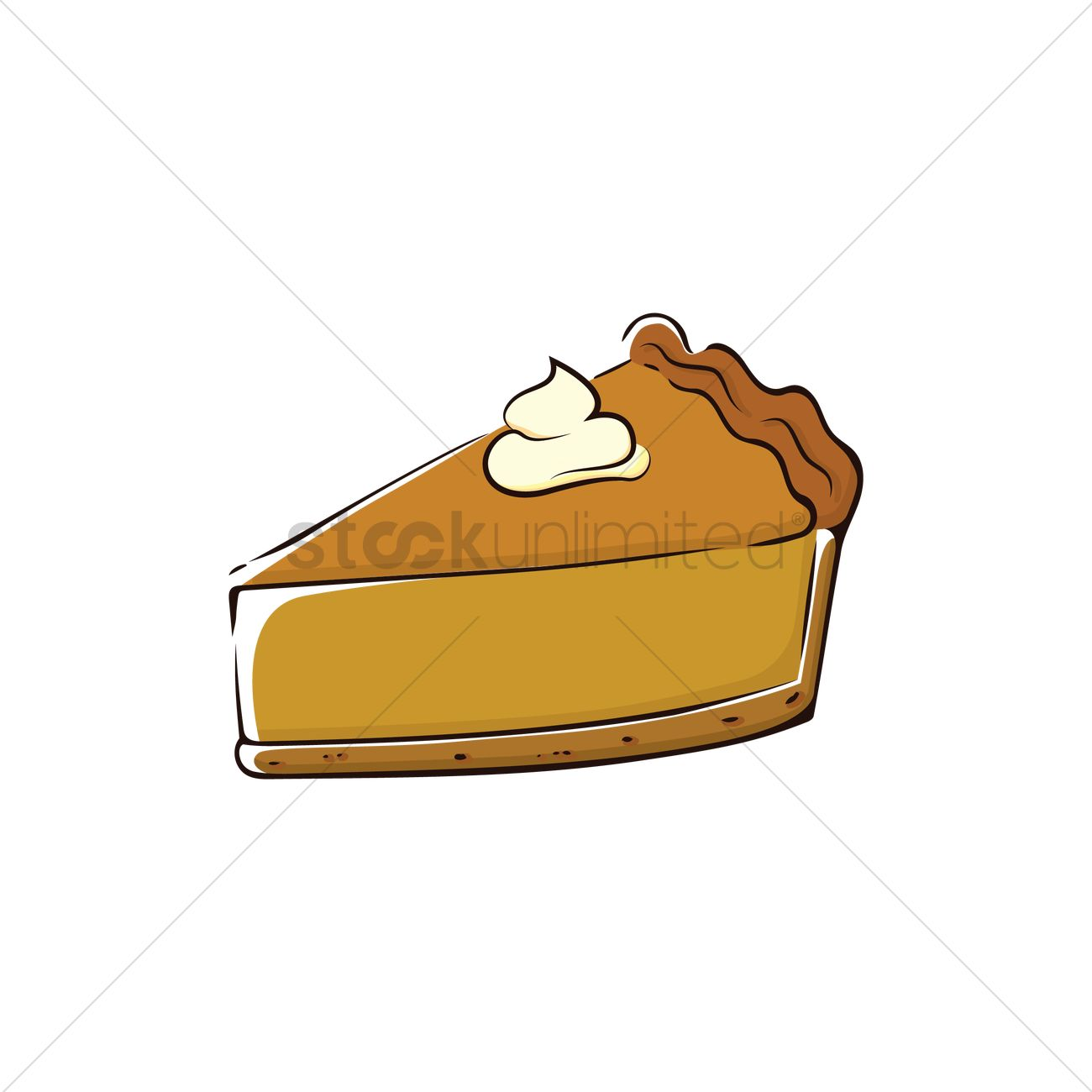 1300x1300 Pastry Vector Image