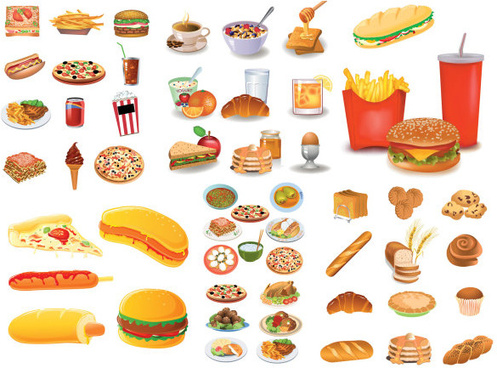 497x368 Vector Pastries Free Vector Download (155 Free Vector) For