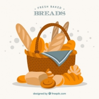 200x200 Basket Pastry Vector Free Vector Graphic Art Free Download (Found