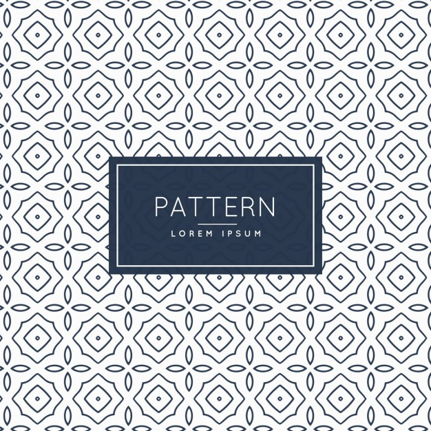626x626 Vintage Pattern Background Vector Free Download