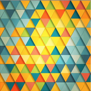 369x368 Triangle Pattern Vector Free Free Vector Download (19,342 Free