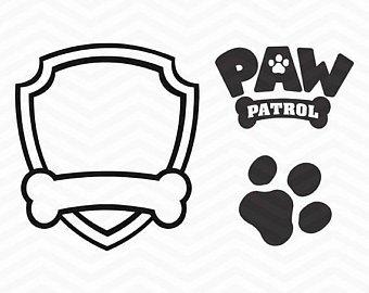 Paw Patrol Logo Vector at GetDrawings com | Free for