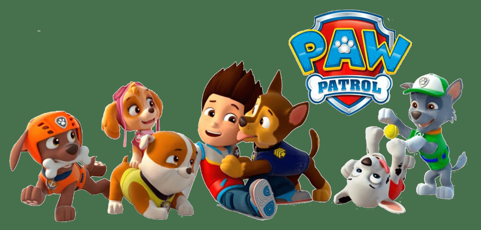 paw patrol vector at getdrawings  free download