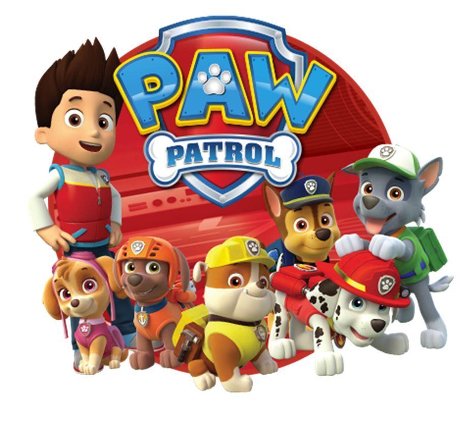 paw patrol vector art at getdrawings  free download
