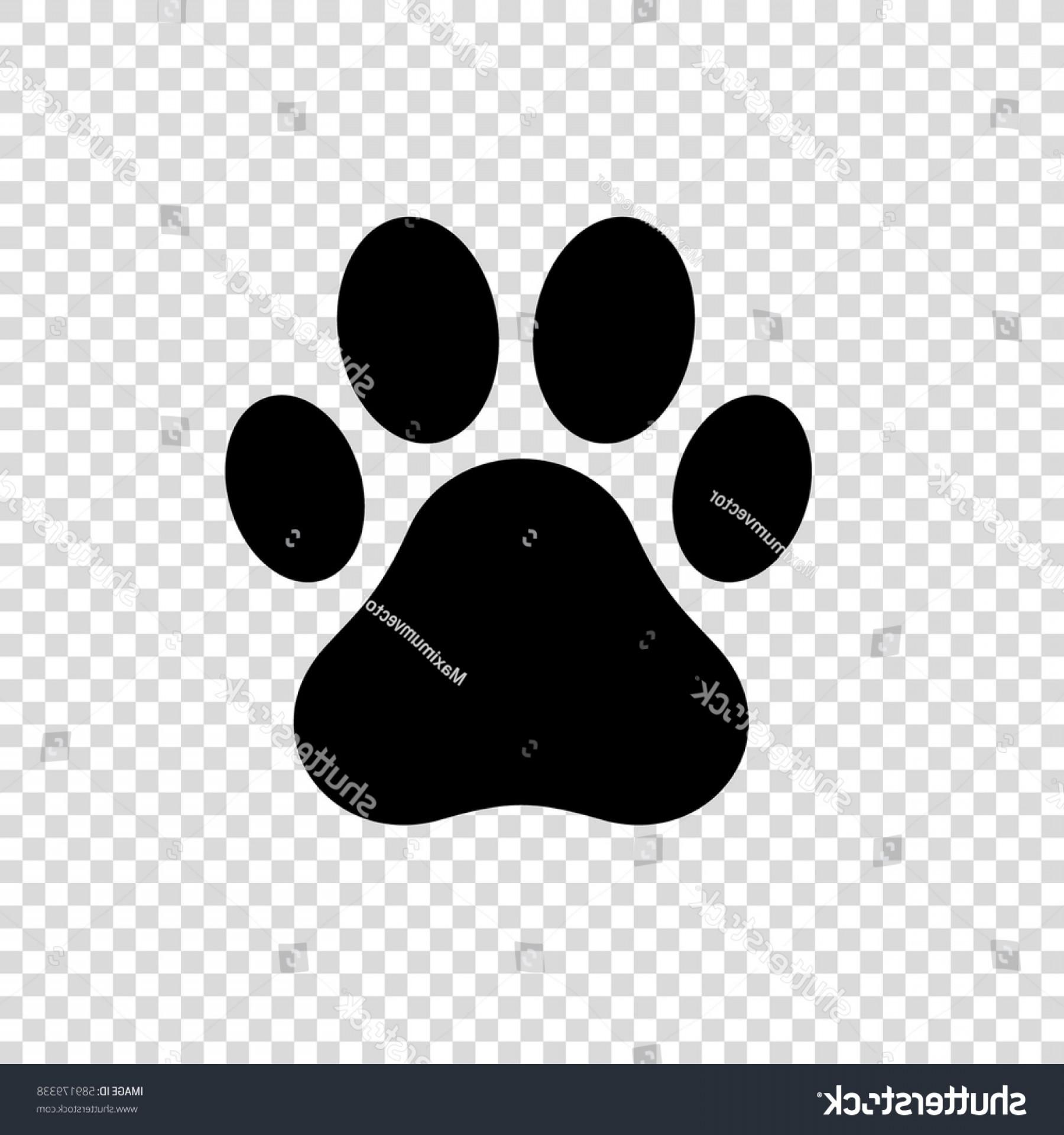 1800x1920 Dog Cat Paw Print Vector Logo Shopatcloth