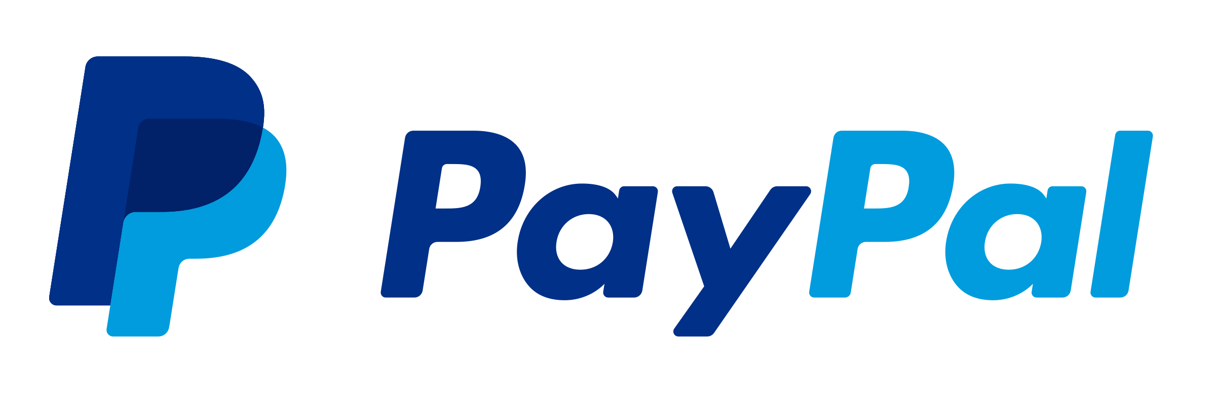 2400x780 Paypal Paypal Logo Icon Vector Png Free Download