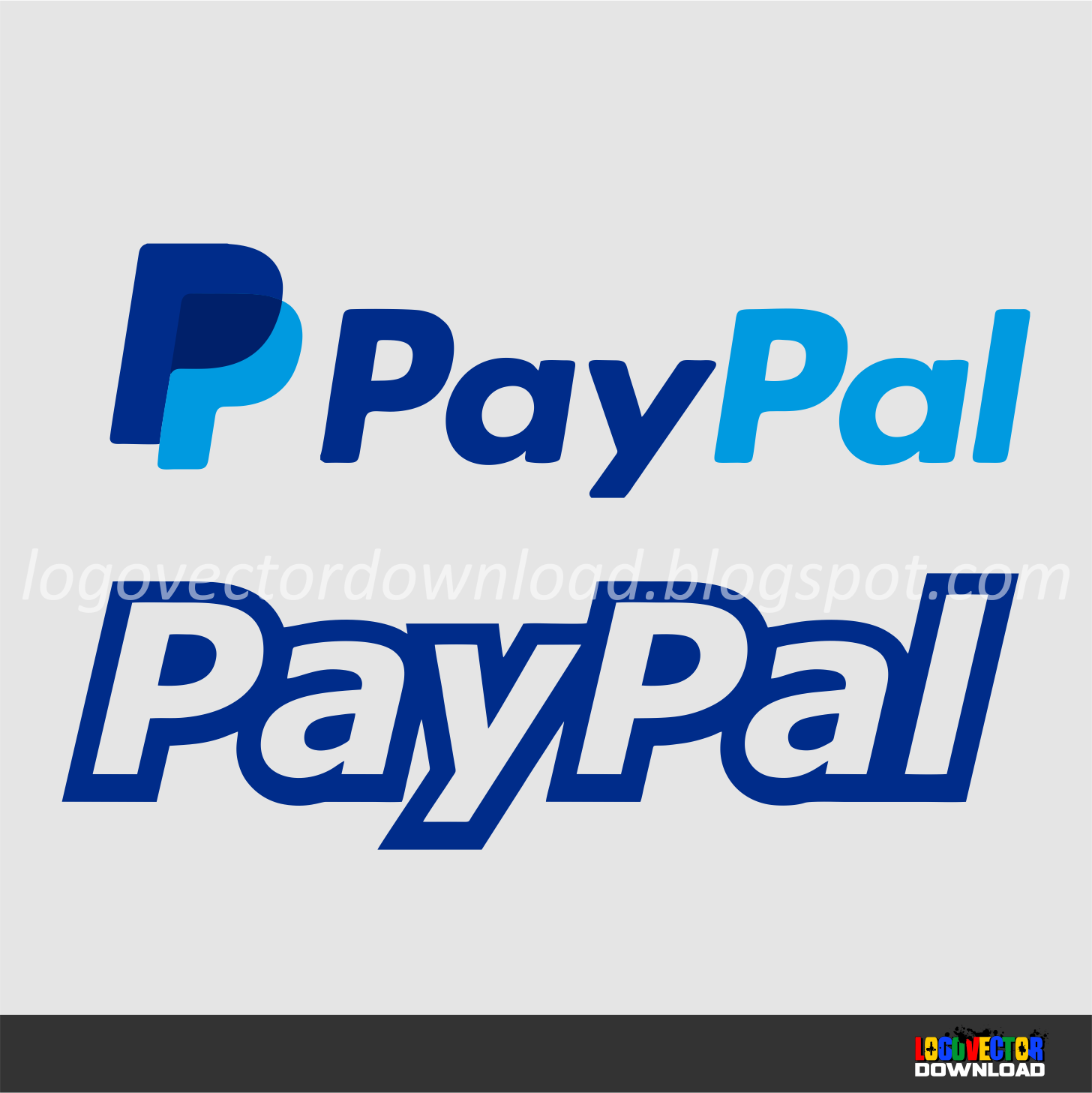 1456x1457 Paypal Logo Vector Cdr Download