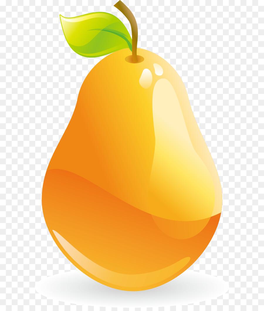 900x1060 Pear Vecteur Computer File