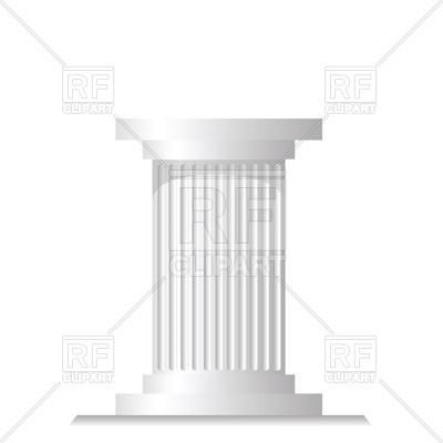Pedestal Vector