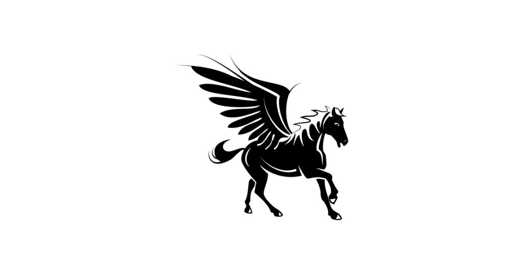 1080x565 Pegasus Clip Art Free