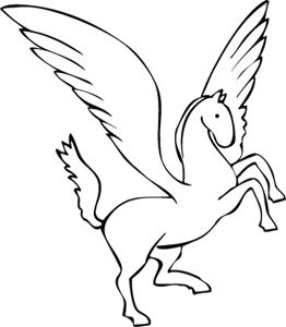 262x300 Pegasus Logo Vectors Free Download