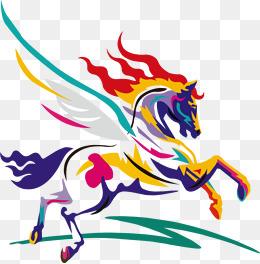 260x264 Pegasus Vector Png Images Vectors And Psd Files Free Download