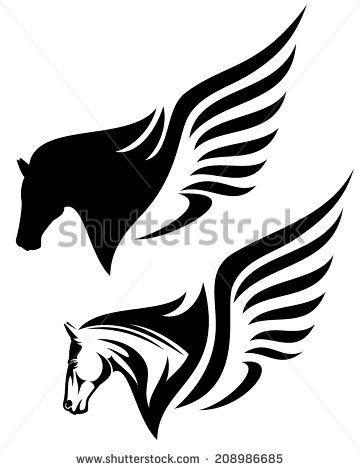360x470 Pegasus Profile Head Design