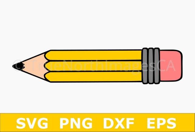 642x435 Pencil Clipart Pencil Svg Teacher Svg Pencil Vector