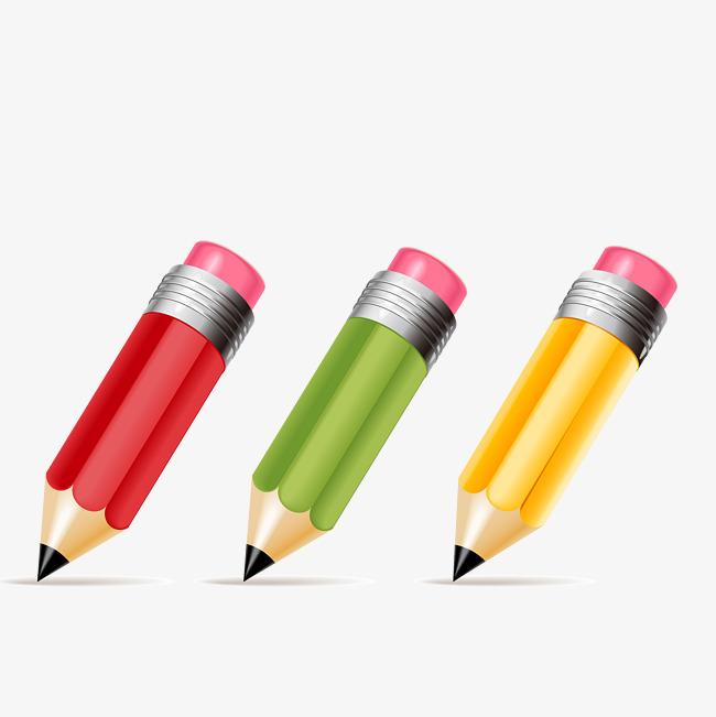 650x651 Color Pencil Vector, Color Vector, Pencil Vector, Colored Pencils