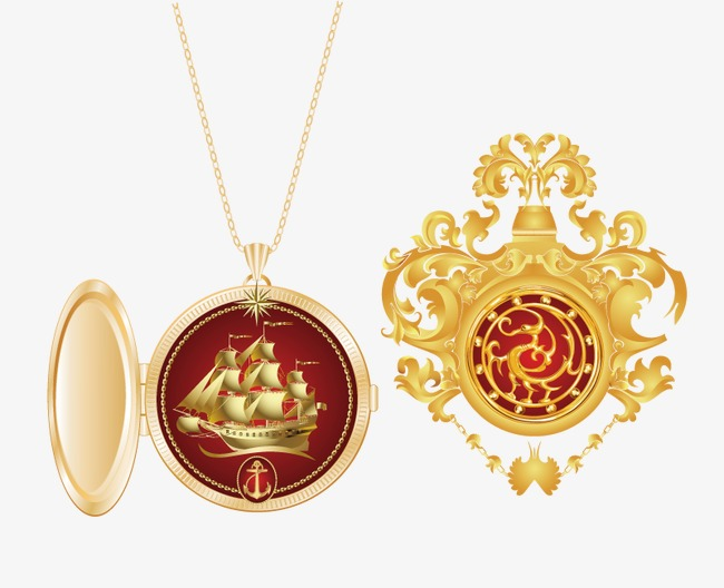 650x528 Gold Pendants, Gold Vector, Jewellery, Necklace Png And Vector For