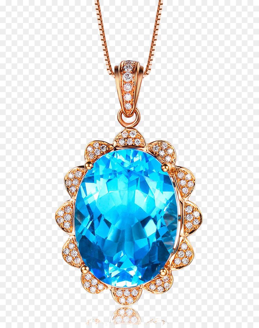 900x1140 Sapphire Necklace Pendant Jewellery Gemstone