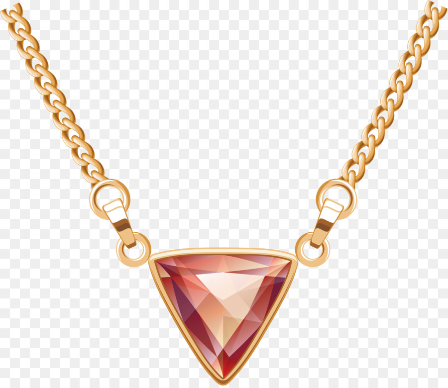 900x780 Earring Pendant Necklace Chain