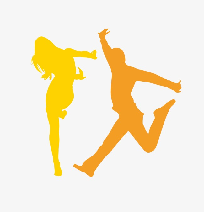 650x676 Two People Dancing Vector, Dancing, Dance, Dancing Partner Png And