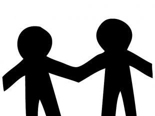 310x233 Children Holding Hands Vector Free Vectors Ui Download