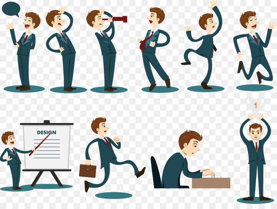 900x680 Businessperson Illustration