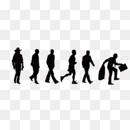 260x260 People Walking Png, Vectors, Psd, And Clipart For Free Download