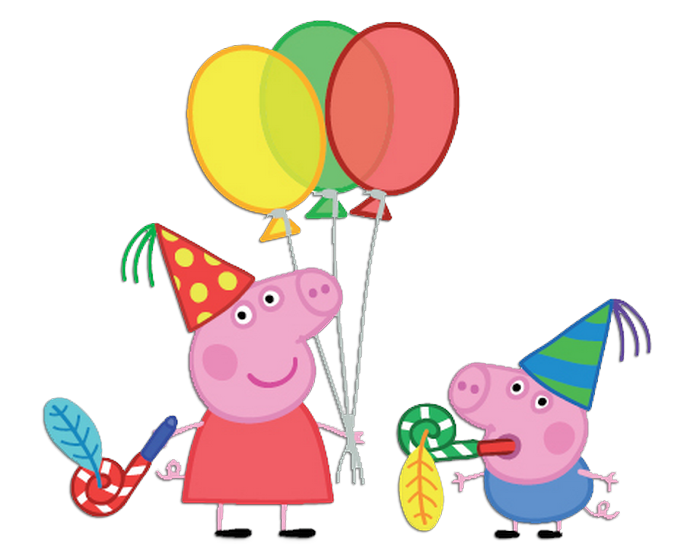 700x557 15 Peppa Pig Balloons Png For Free Download On Mbtskoudsalg