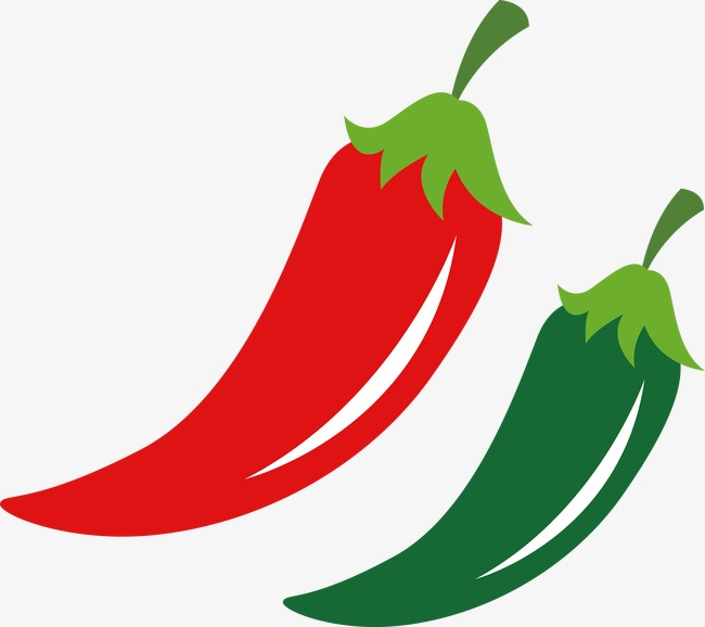 650x578 Pepper Vector, Red Chili, Green Pepper, Vegetables Png And Vector