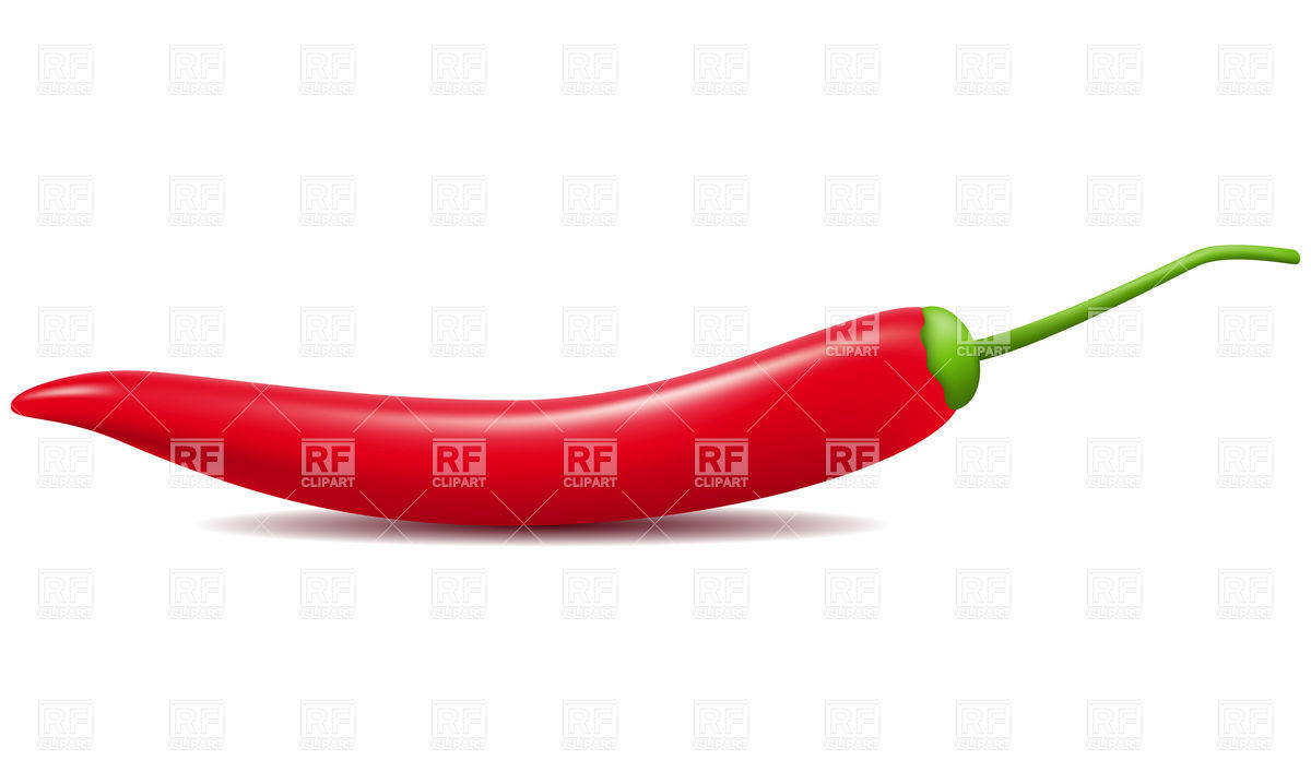 1200x696 Red Chilli Pepper Vector Image Vector Artwork Of Plants And
