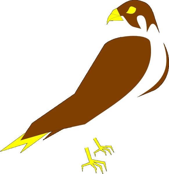 582x598 Peregrine Falcon Clipart Free Clipart