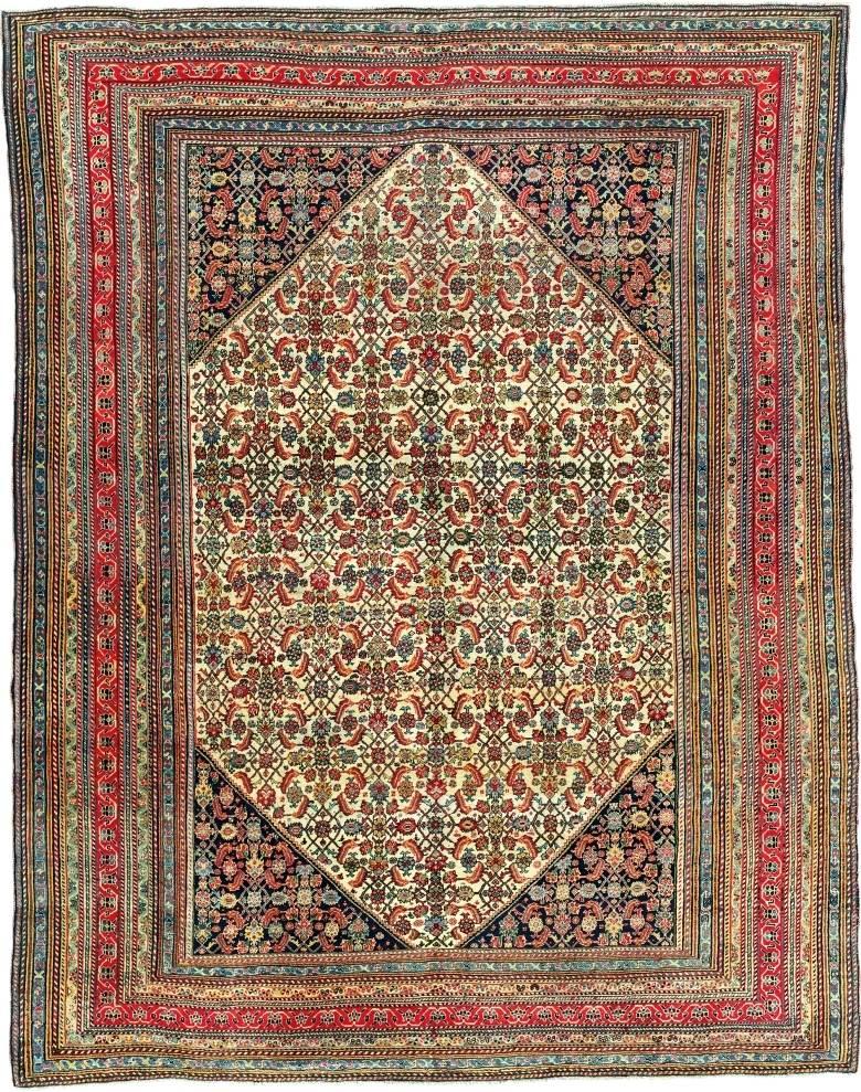 780x989 Persian Rug Pattern A Rug South Circa 1 In X 3 Geometric Persian
