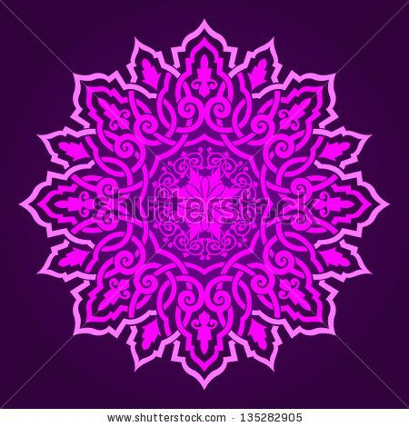 450x470 Vector Of Traditional Islamic Pattern By Persian Graphics Studio