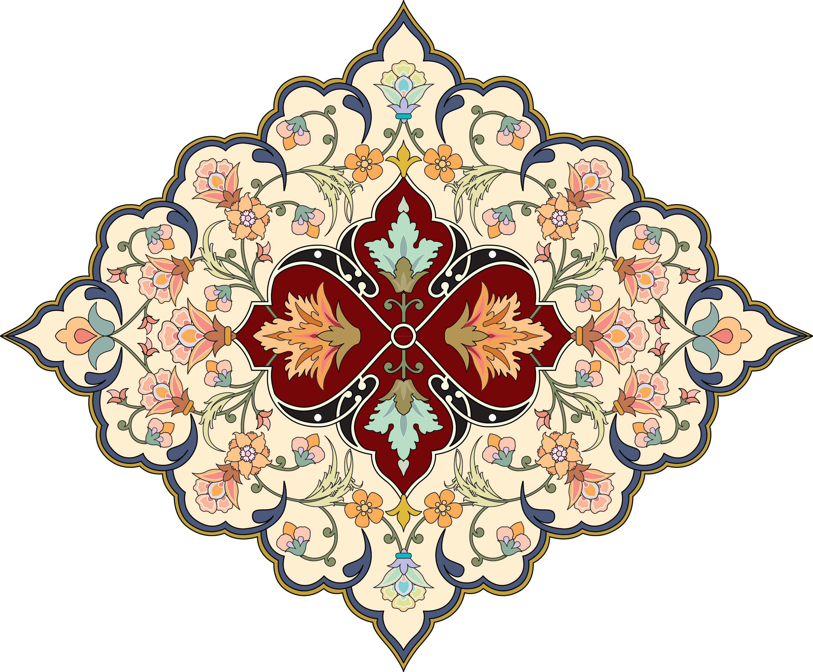 Persian Vector At Getdrawings Com Free For Personal Use