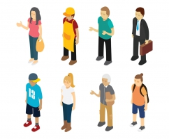 242x200 Person Vectors Free Vector Graphic Art Free Download (Found 2,505