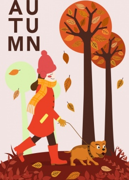 265x368 Person Walking Dog Free Vector Download (4,518 Free Vector) For